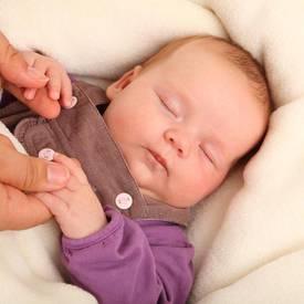 normale temperatur bei babys