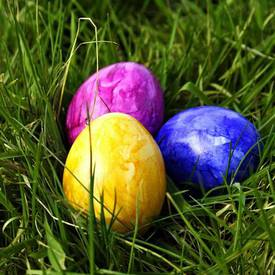 Kinder Lieben Ostern Basteln Zu Ostern Basteln Färben