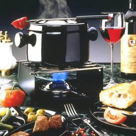 fondue zu weihnachten weihnachtsfondue f r ihre familie. Black Bedroom Furniture Sets. Home Design Ideas
